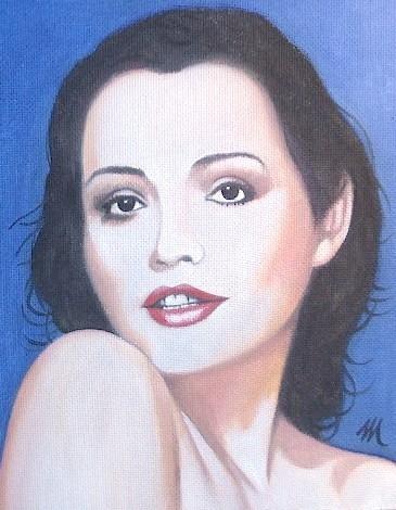 Barbara Carrera by mario